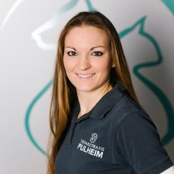 Tierarzthelferin Corinna Häusler