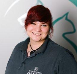 Tiermedizinische Fachangestellte Jenny Werner