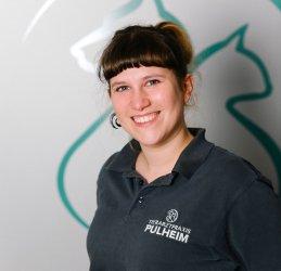 Tierarzthelferin Katharina Heldt